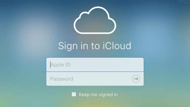 delete icloud account without password