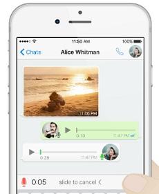 common WhatsApp voice message problems