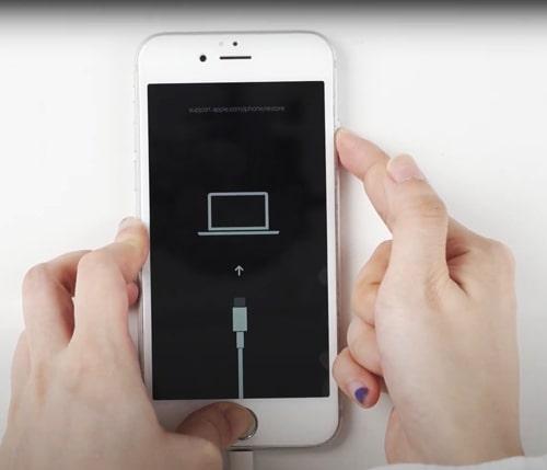 iPhone über iTunes wiederherstellen