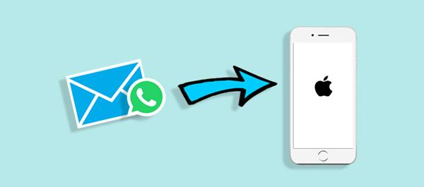WhatsApp-Chats auf iPhone exportieren