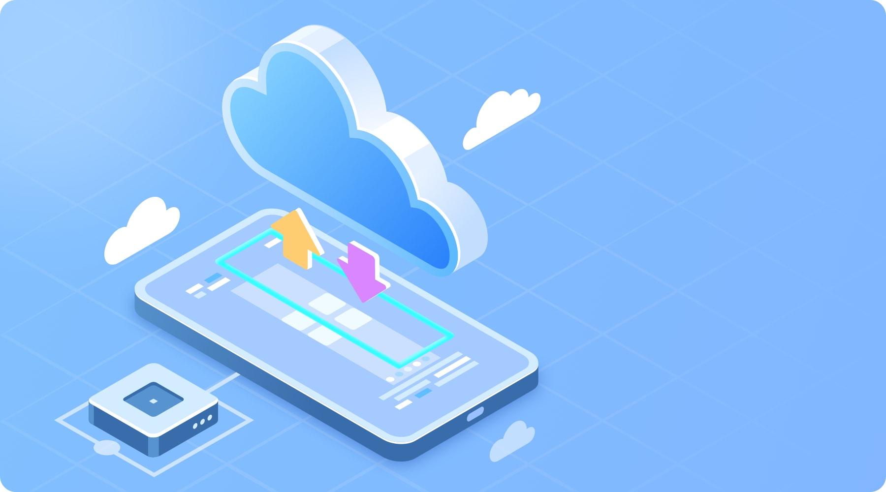 iCloud Datenwiederherstellen Software