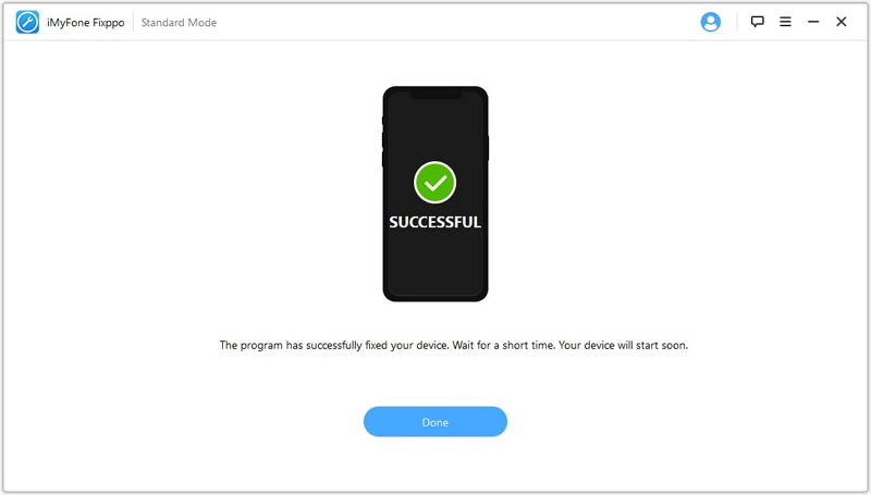 iPhone repariert wird