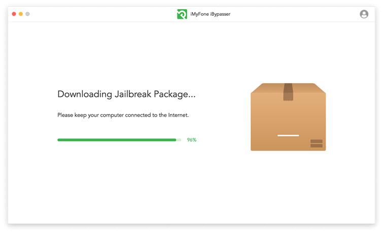 jailbreak- Paket herunterladen