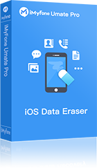 Umate Pro iphone data eraser