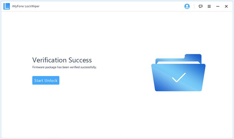 verification success
