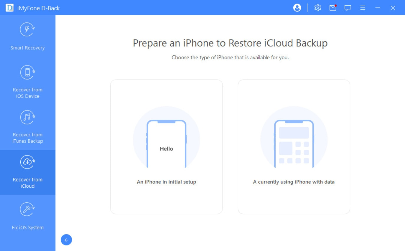reset and erase current idevices