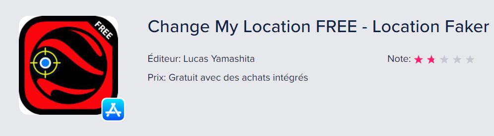 change my location