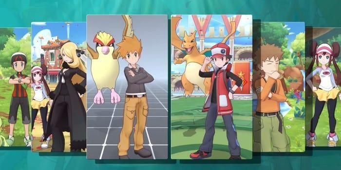 pokemon masters sync pairs