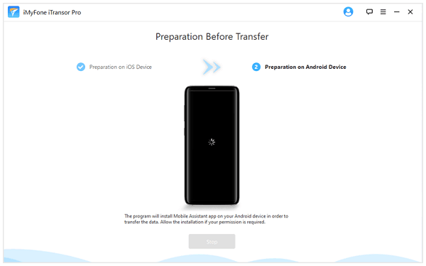 easy way to transfer samsung to iphone