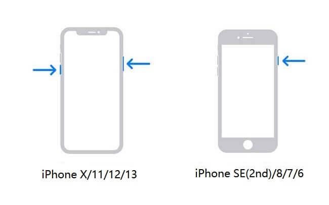 restart your iPhone