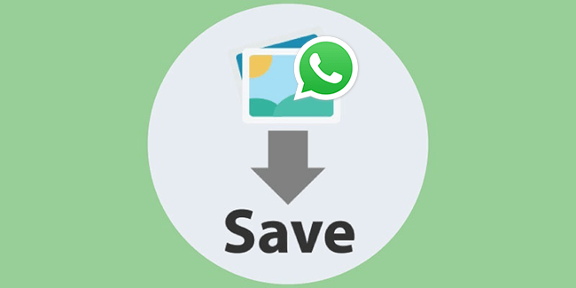 where do WhatsApp-images get stored