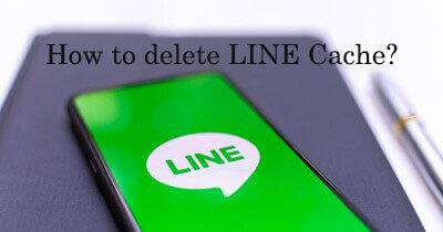 delete line cache