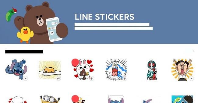 download line sticker