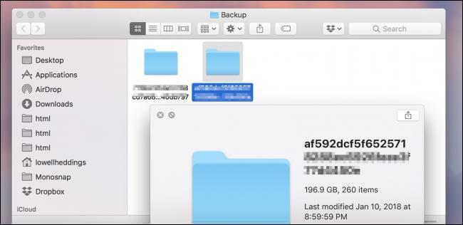 delete itunes backups