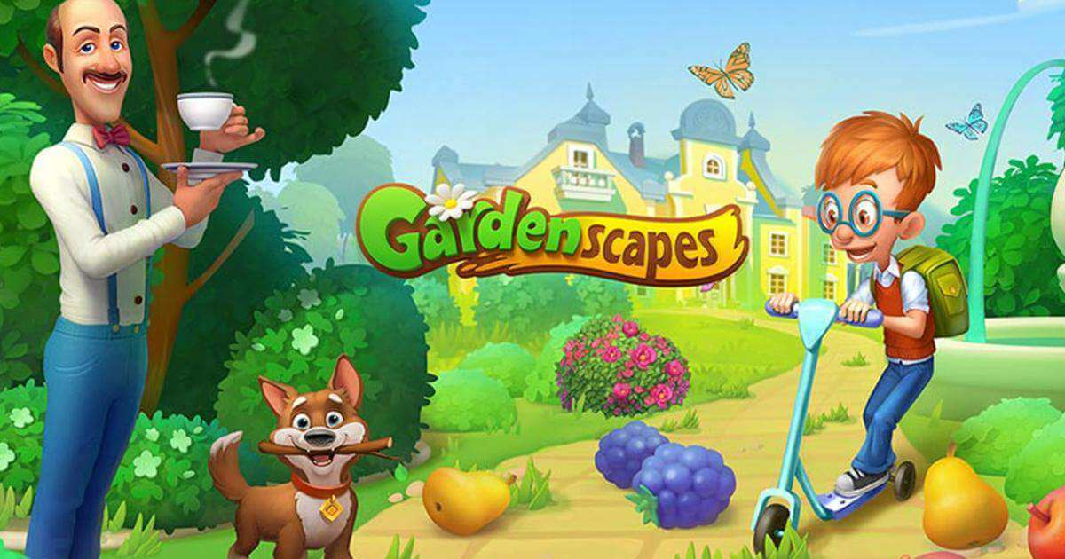 Gardenscapes on PC