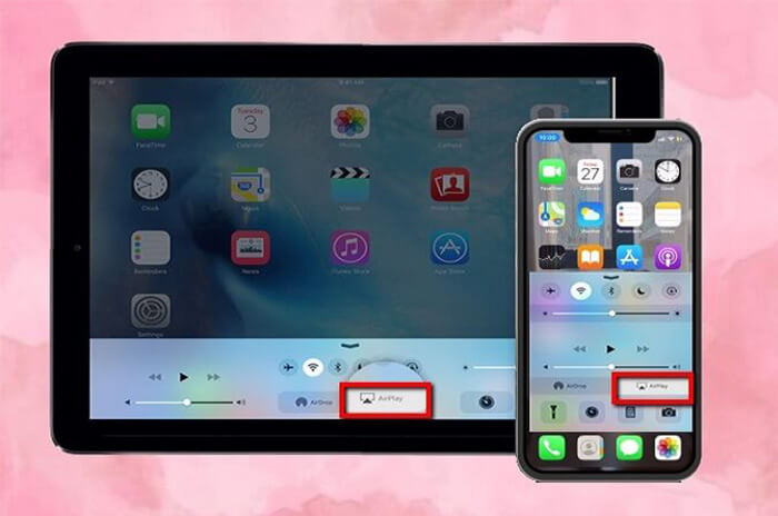 airplay iphone ipad