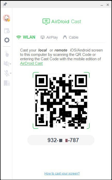 android cast code