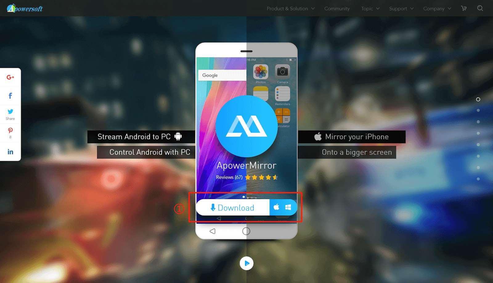 apowermirror free download