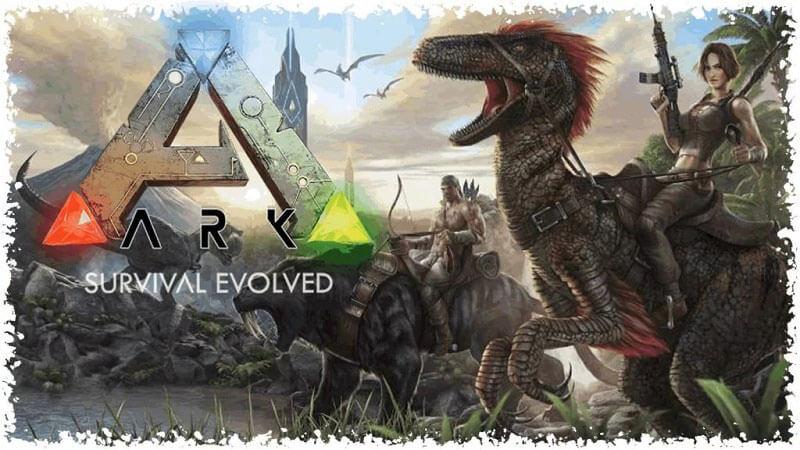 ark survival evolved game