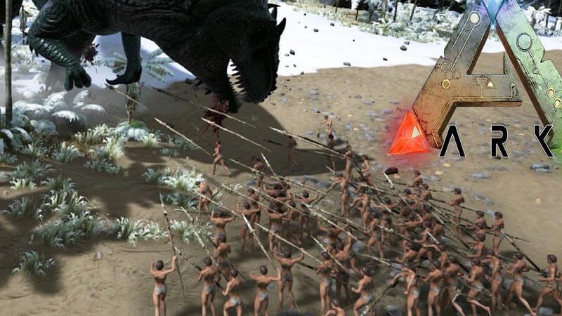 ark survival evolved tribe