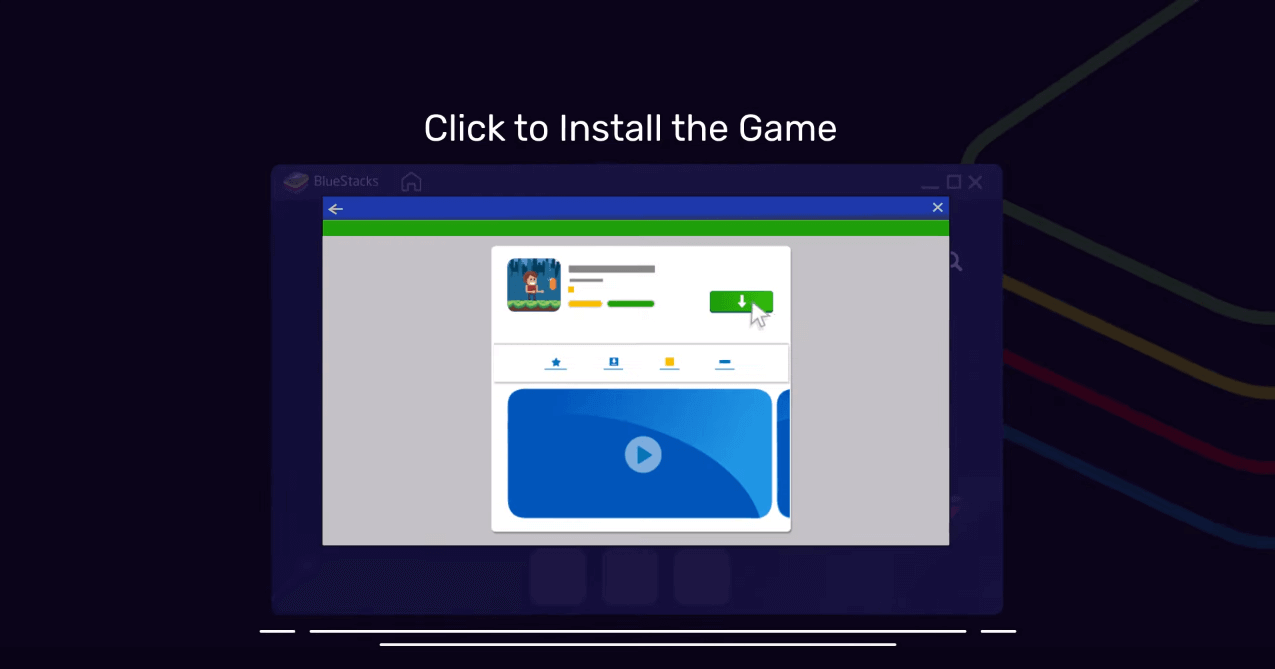 Click to install Among Us game app
