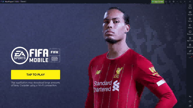 fifa mobile on pc