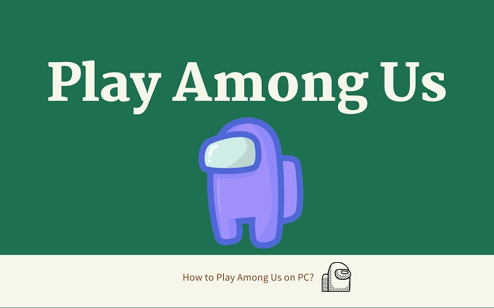 how to play among us on pc