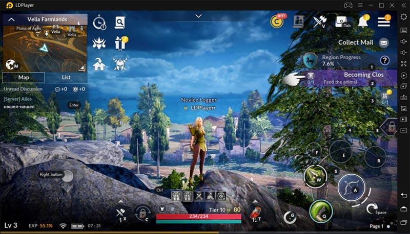 ldplayer games