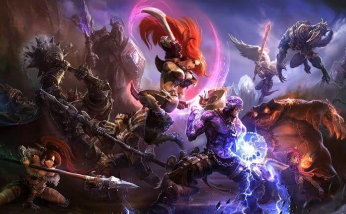 league of legends wild rift gameplay
