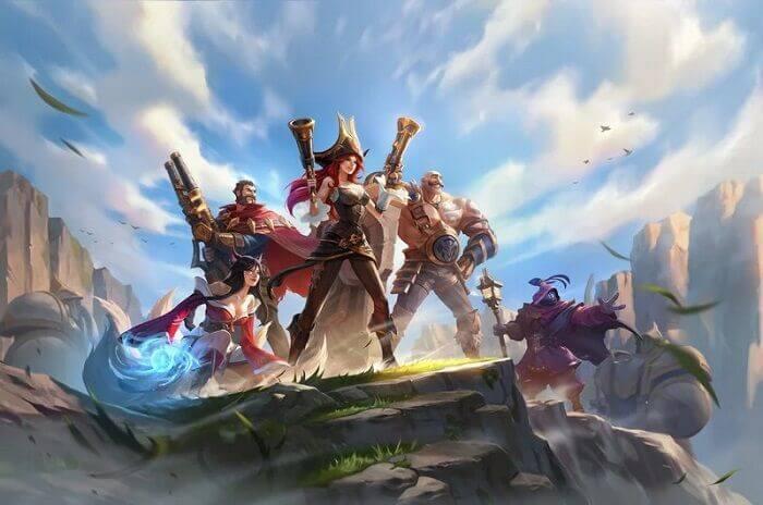 league of legends wild rift hero