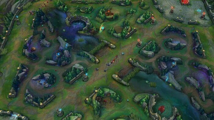 lol ios wild rift maps