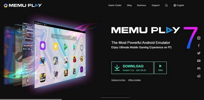 MEmuPlay to Play Fruit Ninja PC
