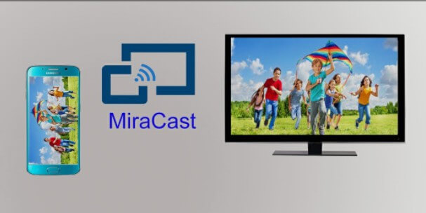miracast android to tv