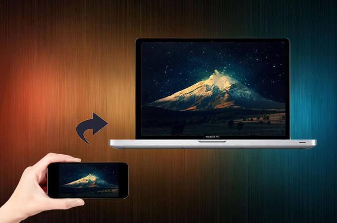 mirroring your phone to pc