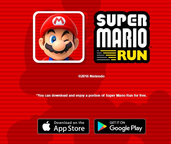 play super mario run on pc