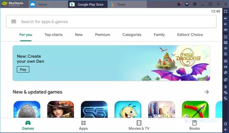 search knives out on google play