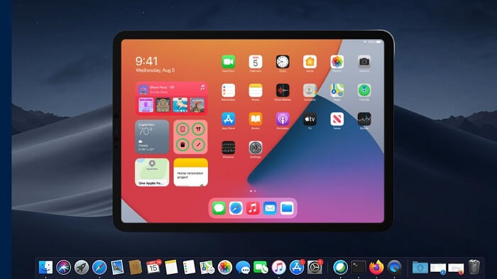 share ipad screen