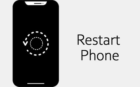 restart phone