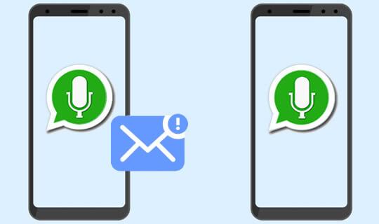whatsapp not sending voice messages