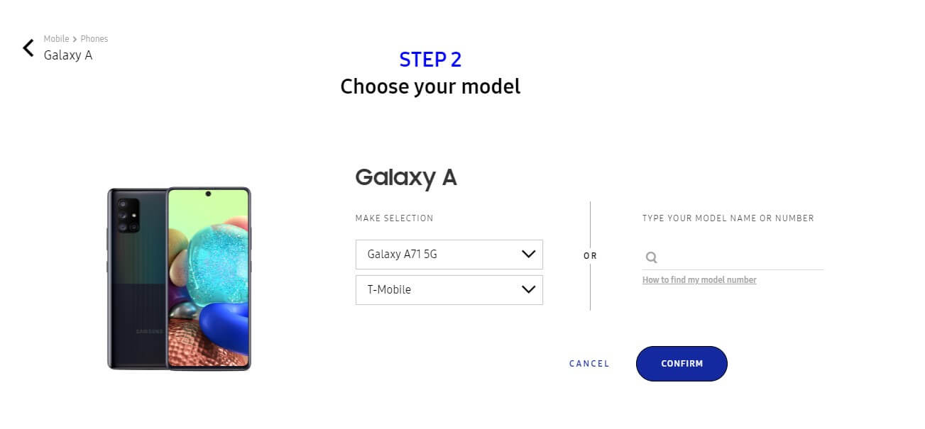 select_samsung_product_type_2