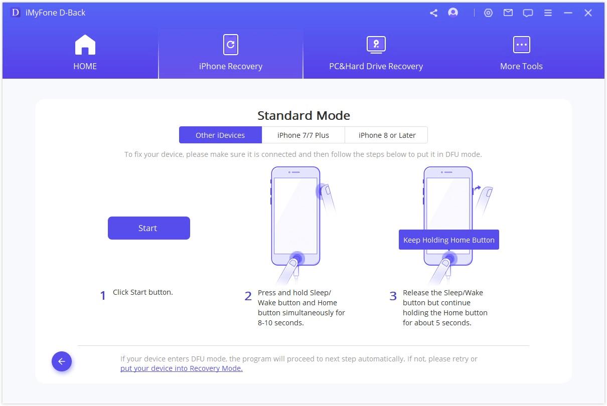 standard mode 3