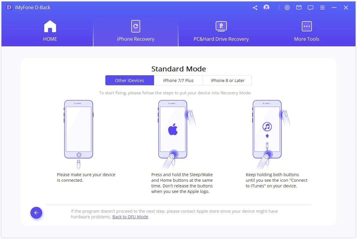 standard mode 4