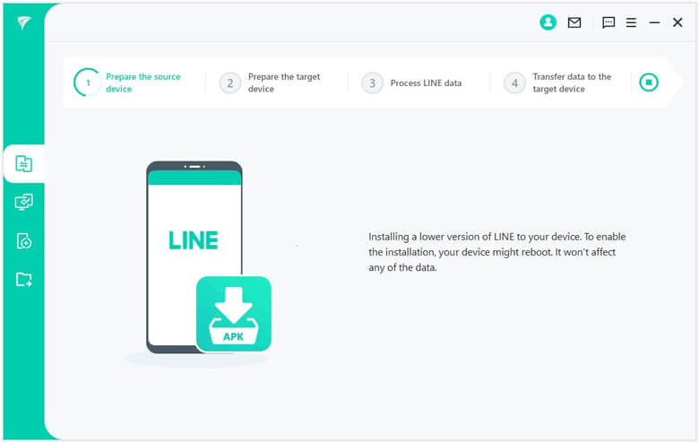 install old line version