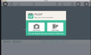 add video in PicGIF