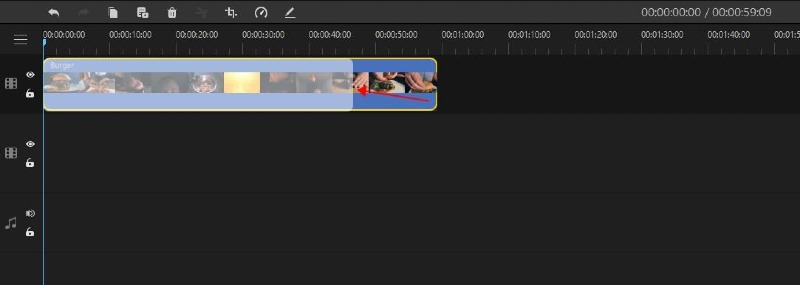 Filme trim video