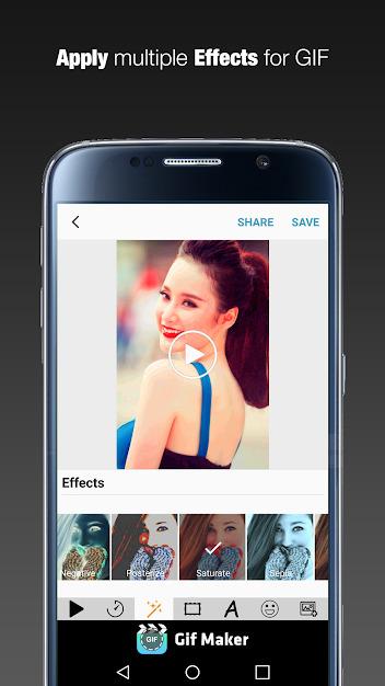 GIF Maker - GIF Editor crop