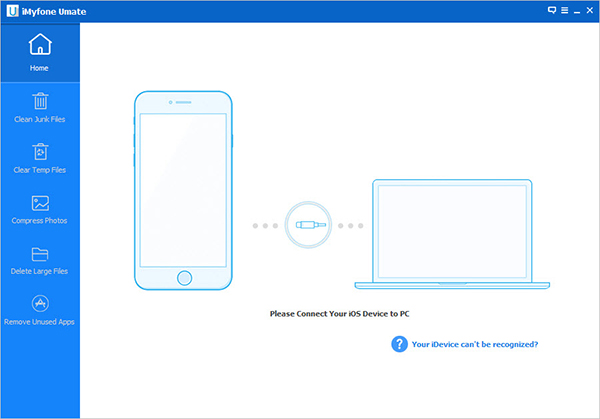 1. Connect Your iOS Device