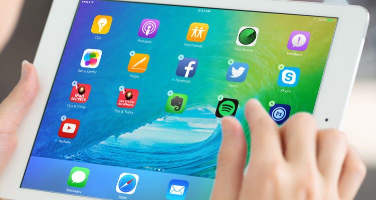 5 practical tips to fx ipad storage almost full problem delete apps ccuart Image collections