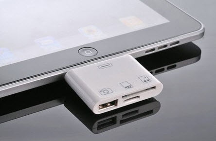 external storage ipad