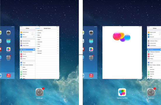 Close Other Background Apps